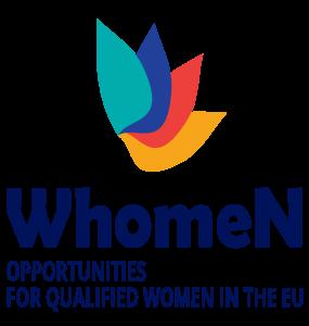 small logo whomen